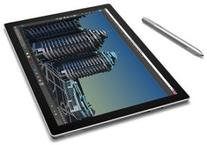 portatile per grafica professionale