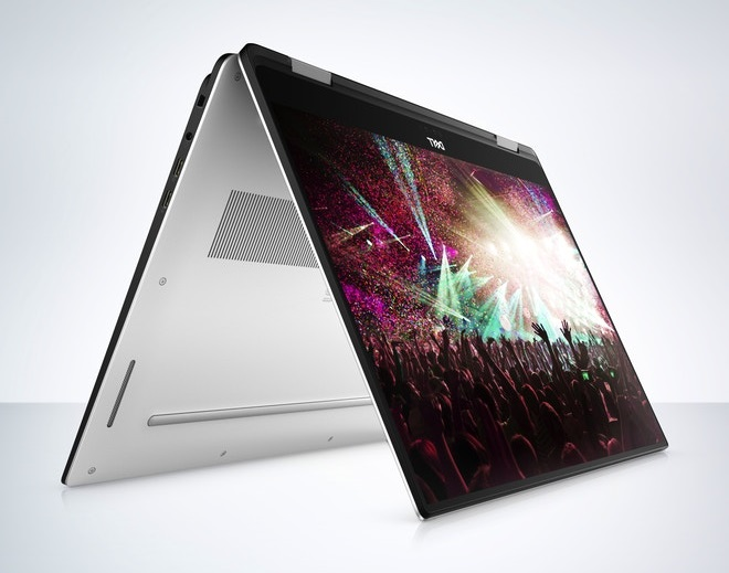scocca dell xps 15 2 in 1 2018