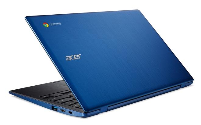 Acer Chromebook 11 scocca e spessore