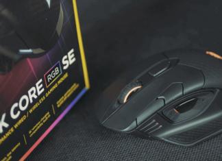 Corsair Dark Core RGB SE Recensione