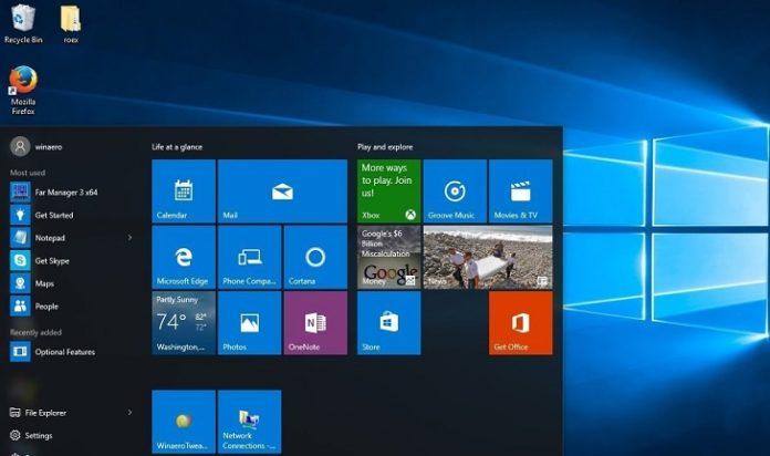 Come installare Windows 10 da zero