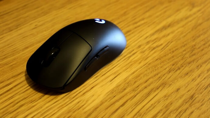 Recensione Logitech G Pro Wireless (mouse)