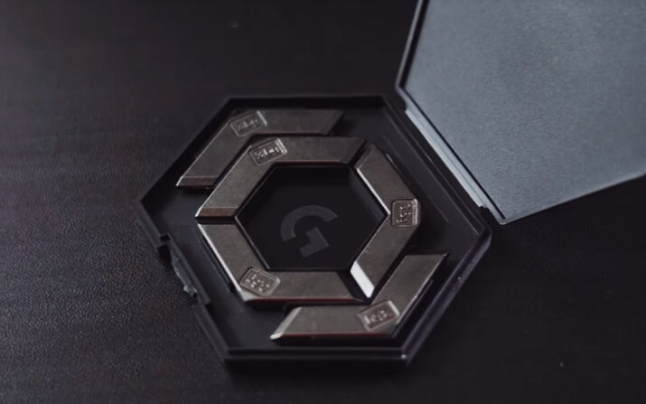 Logitech G502 HERO pesetti aggiuntivi