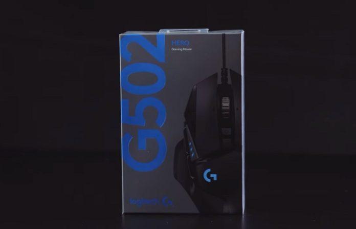 Logitech G502 HERO Recensione