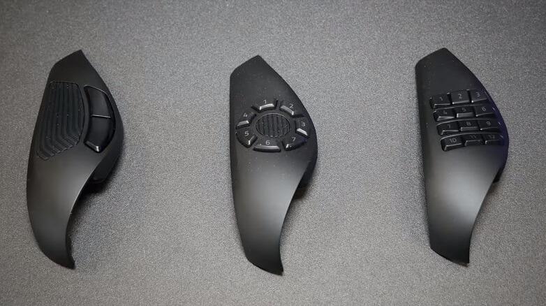 Razer Naga Trinity 3 soluzione adattabili