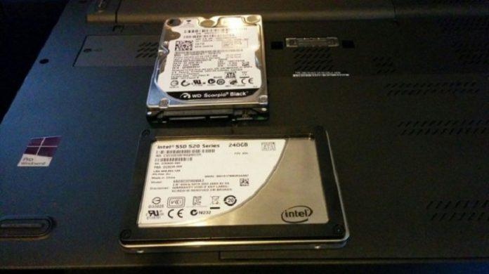 Come sostituire hard disk con SSD su notebook e PC fisso