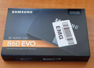 Samsung 860 EVO Recensione