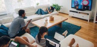 Come collegare il portatile alla TV