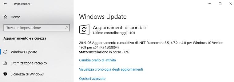 velocizzare pc portatile aggiornando il sistema operativo