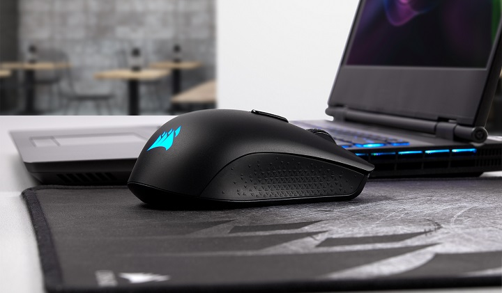 acquistare accessori adeguati come mouse da gaming