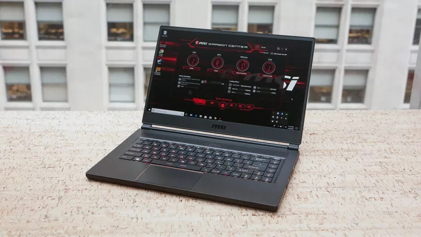 marca notebook msi