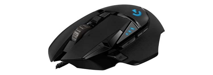 Logitech G502 HERO, il miglior mouse gaming qualità prezzo