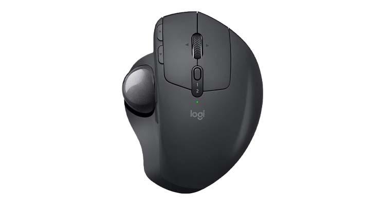 Logitech MX ERGO, il miglior mouse wireless con trackball