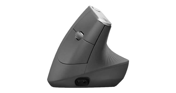 Logitech MX Vertical, il miglior mouse wireless verticale